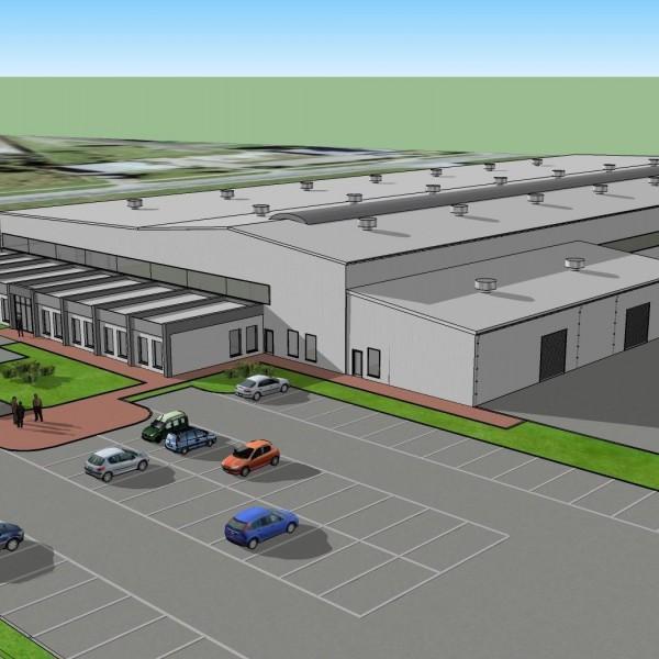 Q4Glass, ABJ Investors w Koszalinie- budowa fabryki fotoogniw i szkła w koszalinie