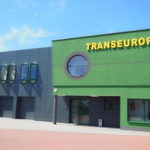 budowa zakładu transportu samochodowego z częścią socjalno-biurową wraz z infrastrukturą techniczną i drogową