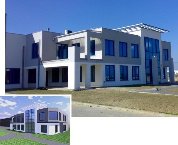 Fabryka zbiorników stalowych w Koszalinie dla firmy ROMEX Roman Wasilewski 1