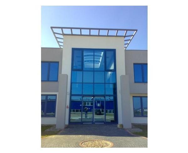 Fabryka zbiorników stalowych w Koszalinie dla firmy ROMEX Roman Wasilewski