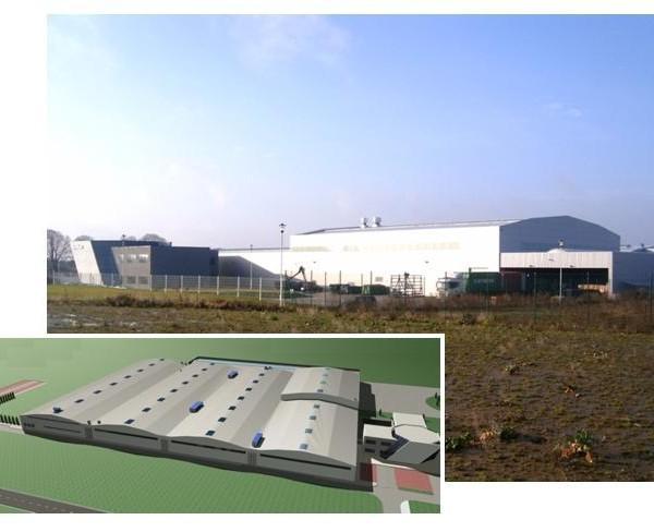 Fabryka szyb samochodowych NORDGLASS II w Koszalinie 1