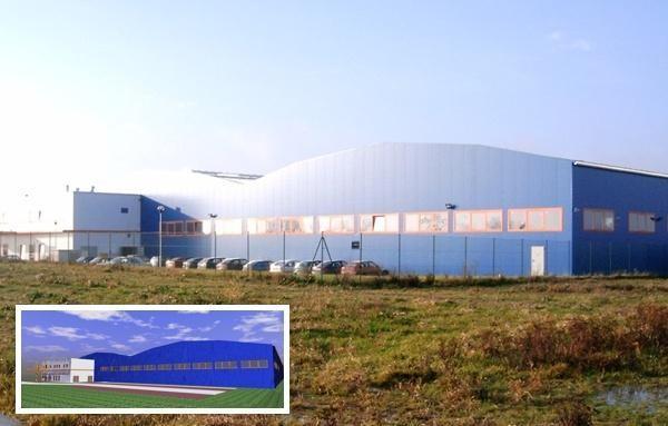 Fabryka rowerów dla ATHLETIC MANUFACTURING w Koszalinie