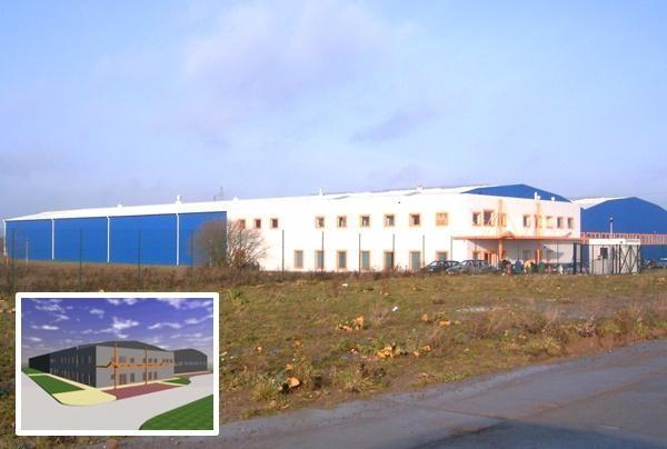 Fabryka rowerów dla ATHLETIC MANUFACTURING w Koszalinie 1
